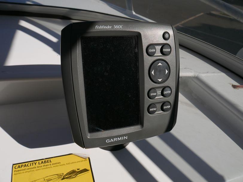 Clark 460 Navigator - Runabout