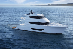 2020 Maritimo M70 Cruising Motoryacht