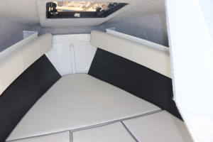 Yellowfin 6500 folding Hard Top