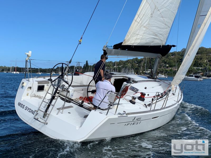 Beneteau First 45 - Miss Sydney - $239,000