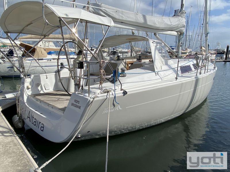 Hanse 400e - Altaira - $206,000