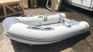 Used Genuine Zodiac 270 Aero inflatable boat.