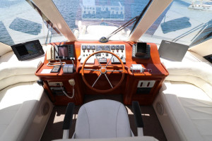 Riviera 48 Enclosed Flybridge