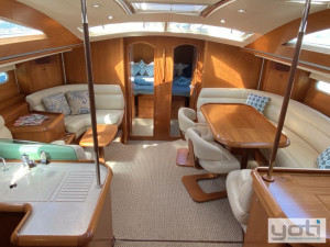 Jeanneau Sun Odyssey 54DS - Mista Gybe - $475,000