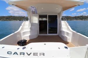 Carver 38 SS
