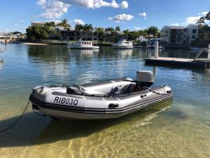Aurora Adventure Vesta 450 - Open RIB