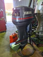 115hp Yamaha 2 stroke XL shaft