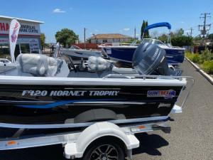 Quintrex 420 Hornet Trophy SC