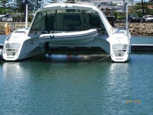 Aurora Reef Rider 270 Classic - light weight aluminium RIB