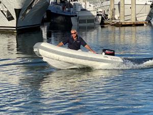 Aurora Reef Rider 270 UL Alloy  RIB