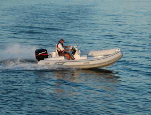 AB Oceanus 15 VST Inflatable RIB