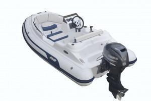 Nautilus DLX 11 - premium yacht tender -  Inflatable RIB