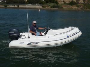 AB Nautilus 12 DLX Inflatable RIB