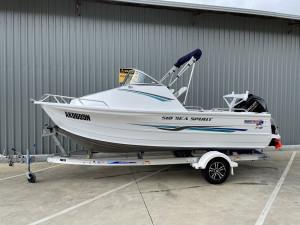 Quintrex 510 Sea Spirit 2019 Model