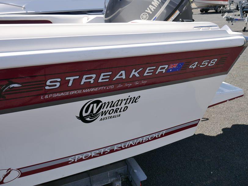 Streaker 458 Runabout