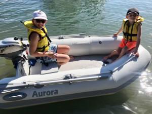 Aurora  Air Deck -220