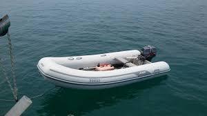 AB Lammina AL 13 - aluminum hull RIB