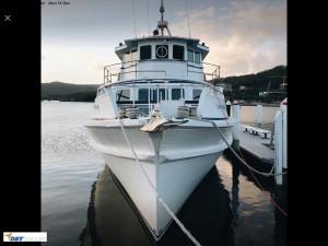 Millkraft 30.4m Ferry