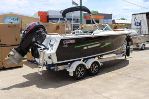 Quintrex 590 Cruiseabout