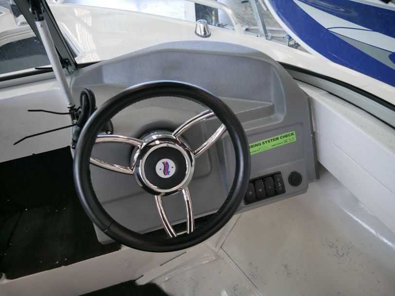 Quintrex 540 Fishabout Pro - Runabout