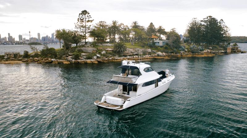 Maritimo M60 Cruising Motor Yacht
