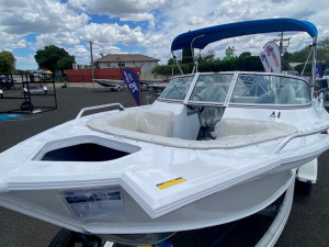 Quintrex 520 Cruiseabout