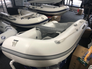 Used Nordik 290 Airdeck inflatable boat in