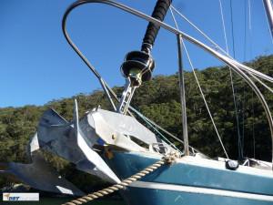 Pearson 36 Masthead sloop
