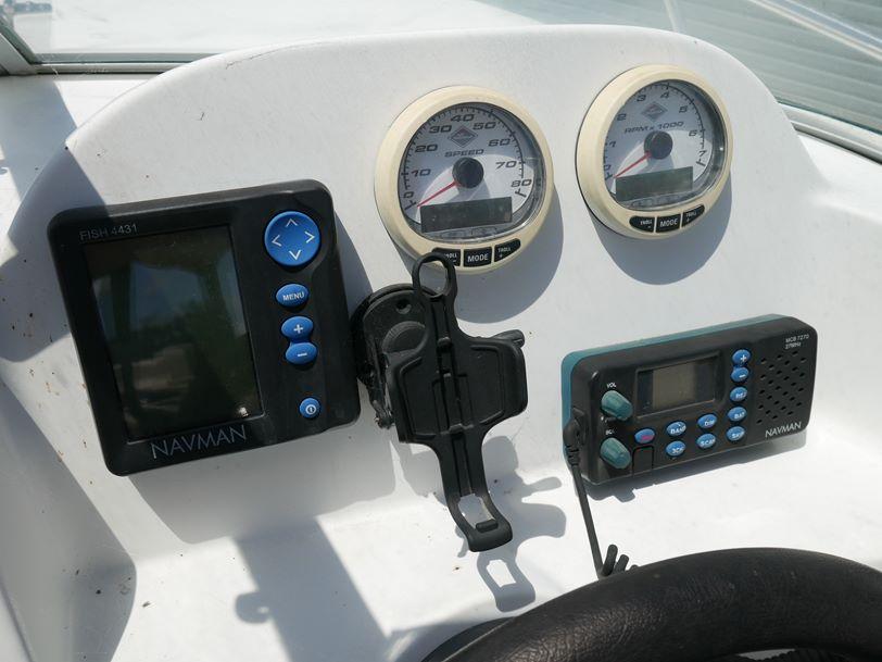 Savage 540 Bay Cruiser Runabout