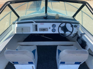 Westerberg 550 Runabout & Suzuki 140hp