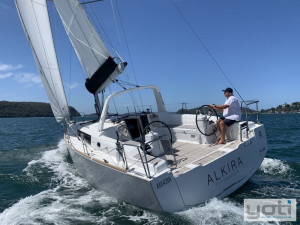 Beneteau Oceanis 38 - Alkira - SOLD