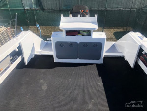 Outlaw Boats 8.8m Monohull