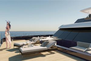 70 Sunreef Power Catamaran