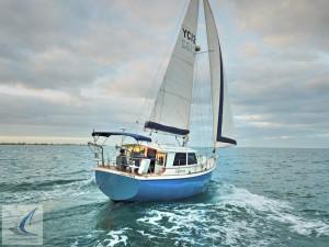 2012 Cloudy Bay 33 Motor Sailor