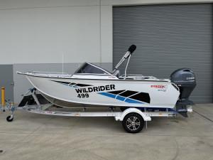 Stacer 499 Wild Rider Yamaha F90 2022 Model