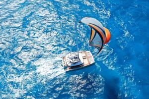 Sunreef 50 Eco Sail catamaran