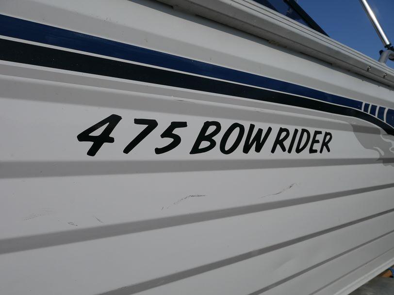 Ally Craft 475 Bow Rider