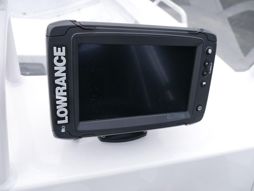 Quintrex 390 Explorer Side Console