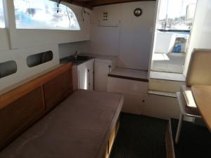 1974 Hannan 34 Cruiser