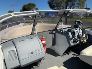 Used 2007 Quintrex 560 Freedom Cruiser Bow Rider