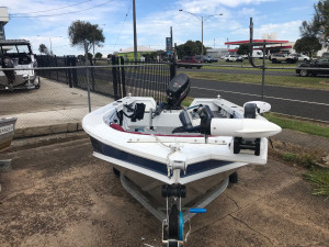 Used 2015 Anglapro Stealth 434 Pro