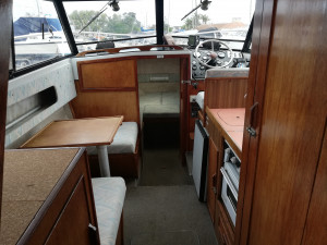 1985 Markline 850 Flybridge