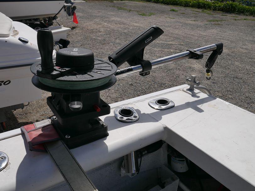 Horizon 525 Scorpion - Cabin Boat