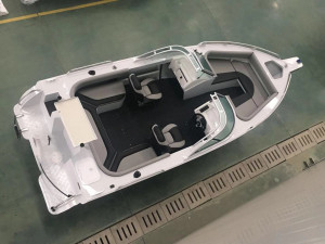 New 5.40 Blue Fin Bow Rider with 90hp 4-stroke