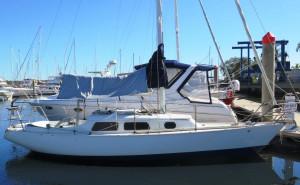 Contessa 26 Cruising Yacht