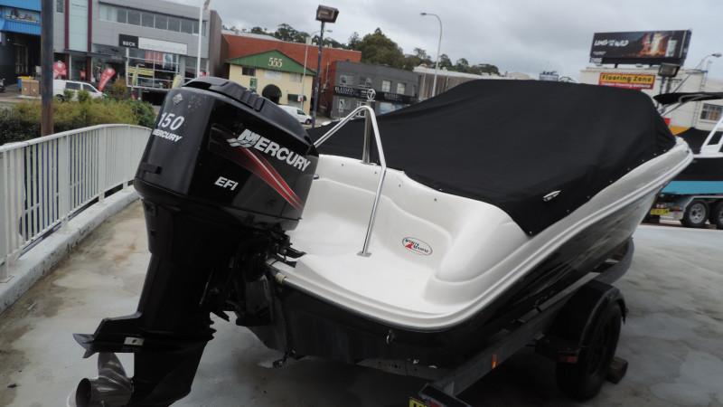 Rae Line 185 OB Bow Rider 2010 Model