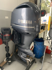 2012 Yamaha F250hp Outboard - USED
