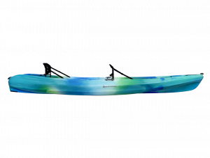 Brand new Perception Tribe 13.5 double recreational sit on top kayak.