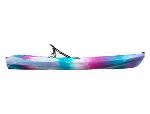 Brand new Perception Tribe 11.5 recreational sit on top kayak with built in new framed seating system.