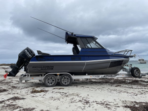 New Stabicraft 2100 Supercab